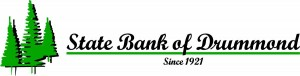 State Bank of Drummond Logo