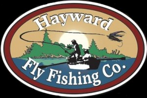 hayward fly fishing logo