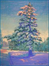 Pastel by Diana Randolph